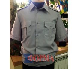 Рубашка форменная Полиция короткий рукав