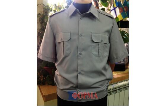 Рубашка полиции с коротким рукавом