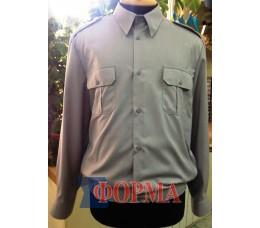 Рубашка форменная Полиция длинный рукав