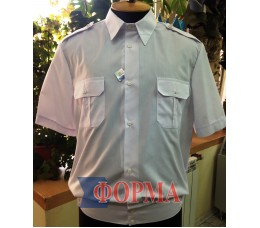Рубашка форменная МВС короткий рукав