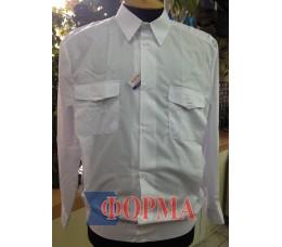 Рубашка форменная ЖД длинный рукав