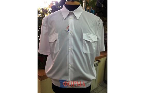 Рубашка железнодорожника белая
