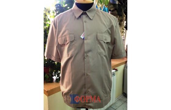 Рубашка форменная ДСНС короткий рукав