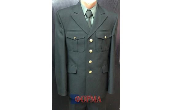 Костюм (китель, брюки) для  Национальной гвардии Украины