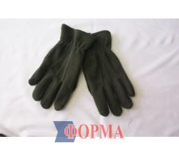 перчатки флисовые полынь