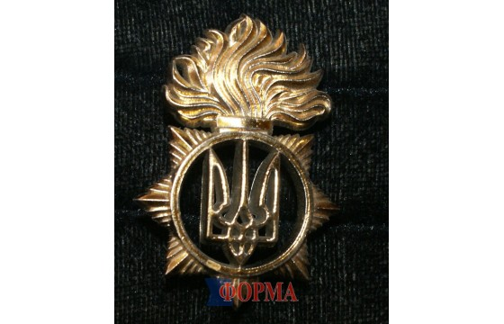 Кокарда Национальной Гвардии Украины