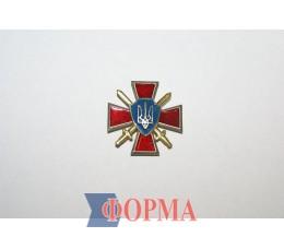 Значок крест (красный)