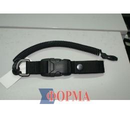 Страховочный ремешок для пистолета (черный)