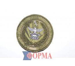 """Шеврон """"ХНУПС ім. І.Кожедуба"""" (олива)"""