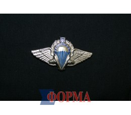 Знак ВДВ 25 ОПДБР (серебро)