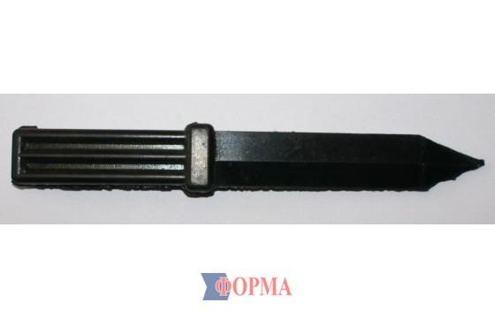 Нож резиновый для тактической подготовки