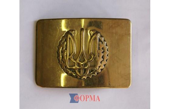 Пряжка ременная  (Герб .Украины)