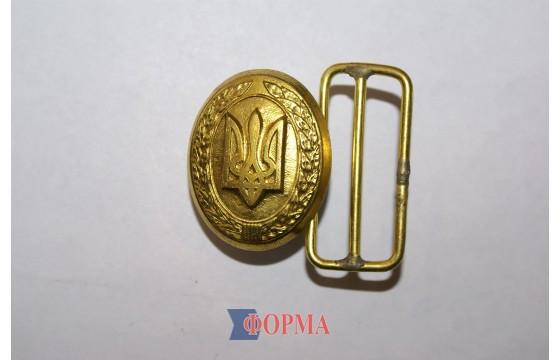 Пряжка ременная  (золотистая)
