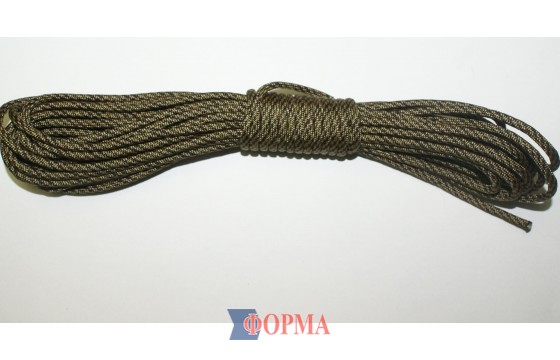 Верёвка пааркорд  (коричневая)