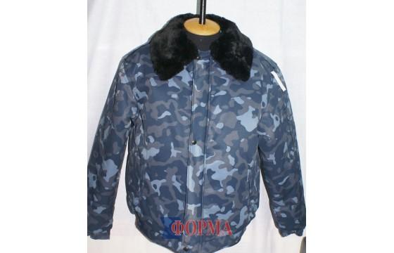 Курточка охраны (зимняя)