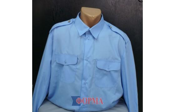 Новая форма МЧС рубашка