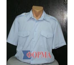 Рубашка мчс с коротким рукавом (нового образца)