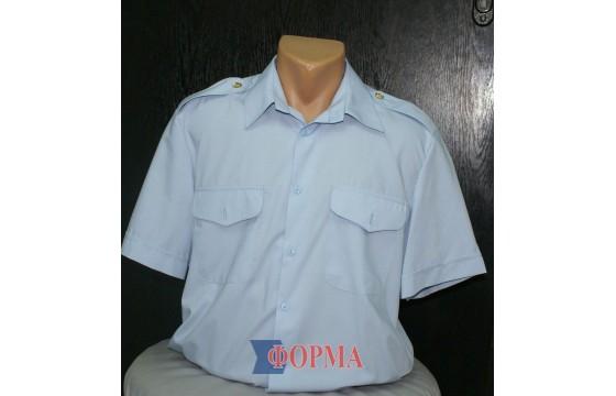 Рубашка МЧС с коротким рукавом