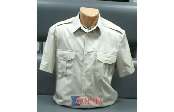 Рубашка ВСУ с коротким рукавом, нового образца