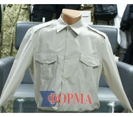 Рубашка ВСУ с длинным рукавом,нового образца