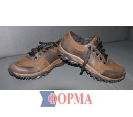 Кроссовки тактические коричневые