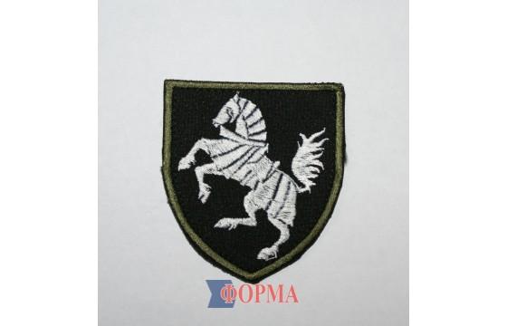 Шеврон кінь Чернігівскькій області