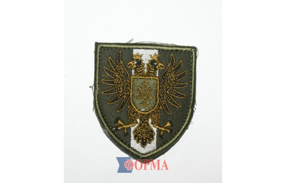 Шеврон Чернігівського військомату
