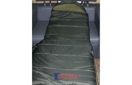 Армейский-туристический спальный мешок